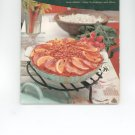 Casserole Book Cookbook Vintage Over 50 Years Old