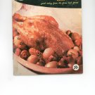 Poultry & Game Book Cookbook Vintage Over 50 Years Old