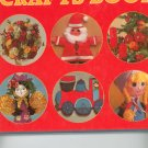The Christmas Crafts Book