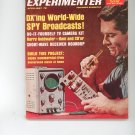 Radio - TV Experimenter April -  May 1964 Vintage Item Not PDF