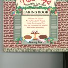 Nancys Healthy Kitchen Baking Book Cookbook by Nancy Fox