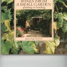 Wines From A Small Garden by James Page Roberts