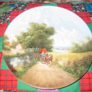 Daytrip In The Summertime Collector Plate by Christian Luckel Shipping Special