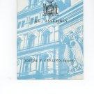 State Of New York The Assembly Joseph F. Carlino Speaker Vintage Item