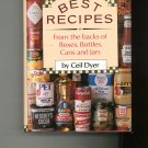 Best Recipes Cookbook by Ceil Dyer