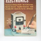 Popular Electronics Vintage Item April 1967
