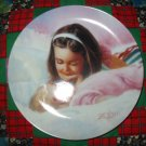 Sisterly Love Collector Plate by Donald Zolan Special Issue