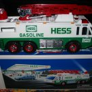 Hess Emergency Truck 1996 Complete With Box