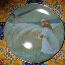 A Friend In The Sky Collector Plate First Issue In The Precious Moments Collection 1979 Thornton Utz