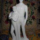 Royal Doulton Father And Son Figurine Awesome Piece