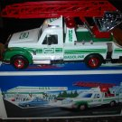 Hess Rescue Truck 1994 Complete With Box
