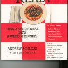 Dinners Ready Cookbook by Andrew Schloss with Ken Bookman