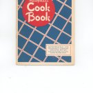 Metropolitan Cook Book Cookbook by Metropolitan Life Insurance Vintage Item