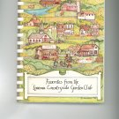 Favorites From The Livonia Countryside Garden Club Cookbook Regional New York