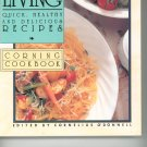 Designed For Living Corning Cookbook