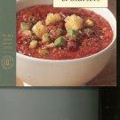Williams Sonoma Soups Salads & Starters Cookbook
