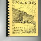 Old Mill Favorites Cookbook Regional Maryland