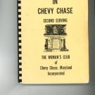 Whats Cooking In Chevy Chase Second Serving Cookbook Regional Maryland Vintage