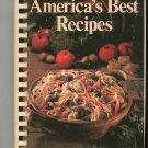 Americas Best Recipes 1991 Cookbook 0848710541