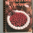 Americas Best Recipes 1990 Cookbook 0848710096