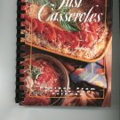 Jenny Walker's Just Casseroles Cookbook 0964402505