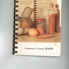 Our Favorite Recipes Cookbook by Genessee County MADD Regional NY
