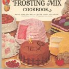 Bettry Crocker Cake And Frosting Mix Cookbook Vintage Item