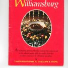 Christmas In Williamsburg by Taylor Biggs Lewis Jr. & Jo Anne B. Young