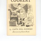 Clam Shack Cookery Cookbook by Phil Schwind Vintage Item