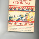 The Art Of Hungarian Cooking Cookbook by Paula Pogany Bennett & Velma R. Clark Vintage Item