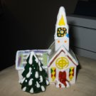 Dept 56 Steepled Church Ornament Classic Ornament Series From Snow Village Series
