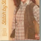 Stitch By Stitch Vol 2 Sewing Knitting Crochet Needlecraft Book 0920269028