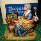 Norman Rockwell Museum Memories Figurine Complete With Box & Certificate