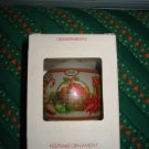 Hallmark Keepsake Ornament Grandparents Dated 1981 Complete With Box