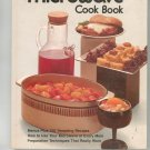 Better Homes And Gardens Microwave Cook Book Cookbook 0696008408