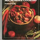 Old Fashioned Goodness With Vari Cook Microwave Cooking Cookbook by Litton Vintage Item
