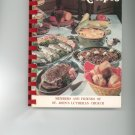 Our Favorite Recipes Regional Cookbook by St Johns Lutheran Church Rochester NY