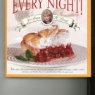 Dessert Every Night Cookbook by Jo Anna M. Lund 0399144226