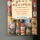Best Recipes Cookbook by Ceil Dyer 0883657376