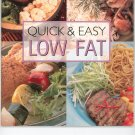 Quick & Easy Low Fat Cookbook 0752549227