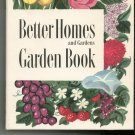 Better Homes and Gardens Garden Book Vintage Item
