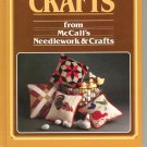 Scrap Crafts From McCalls Mc Calls 0696023091