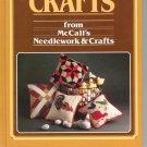 Scrap Crafts From McCalls Mc Calls 0696023091