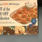 Pillsbury's Best 1000 Recipes Cookbook Vintage Item
