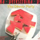 Perestroika The Dinner Party Russian Cookbook Plus by Marianne Saul 3894501510