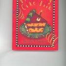 The Birthday Cake Book Cookbook by Sylvia Thompson 0811802272