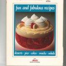 Jell-O Fun and Fabulous Recipes Cookbook 0517655217 Jello