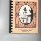 Recipes & Memories Cookbook Regional New York Church
