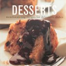 Desserts Cookbook by Rosemary Wilkinson 1843090104