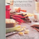 The Perfect Recipe Cookbook by Pam Anderson 0395894034